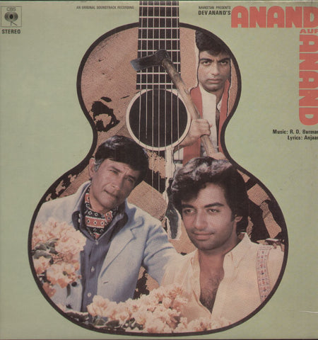 Anand Aur Anand - Brand New Bollywood Vinyl LP