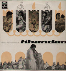 Khandan Bollywood Vinyl LP