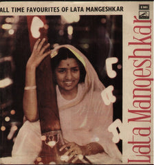 Lata Mangeshkar-All time favorites Indian Vinyl LP