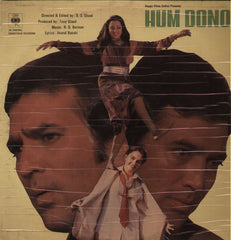 Hum Dono Bollywood Vinyl LP