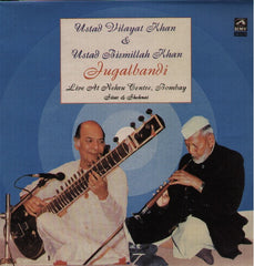 Vilayat Khan & Bismillah Khan - New Bollywood Vinyl LP