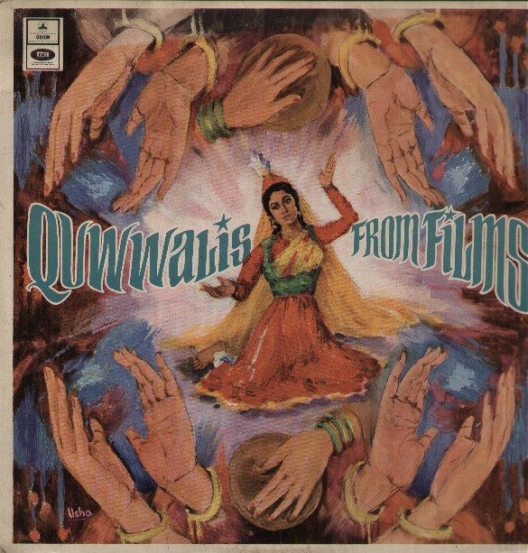 Qawwalis Indian Vinyl LP