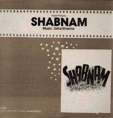 Shabnam Bollywood Vinyl LP