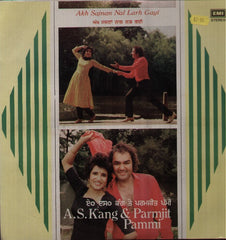 A.S. Kang and Paramjit Pammi - Bollywood Vinyl LP