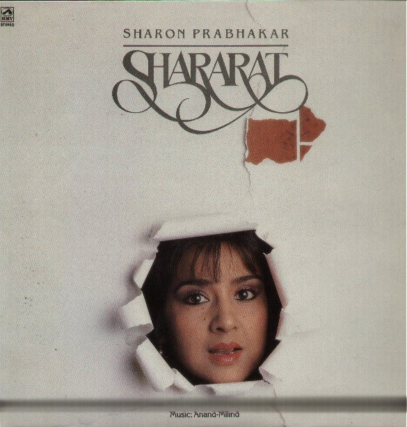 Sharon Prabakar - Shararat Bollywood Vinyl LP