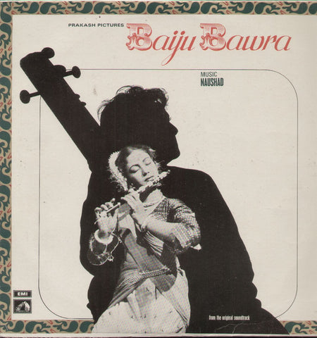 Baiju Bawra - First Press Indian Vinyl LP