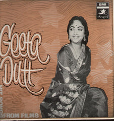 Geeta Dutt - hit songs from films Indian Vinyl LP