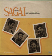 Sagai - Hit 1951 Indian Vinyl LP