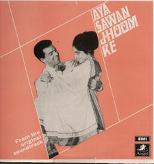 Aya Sawan Jhoom ke - Hindi Indian Vinyl LP