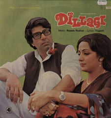 Dillagi Bollywood Vinyl LP