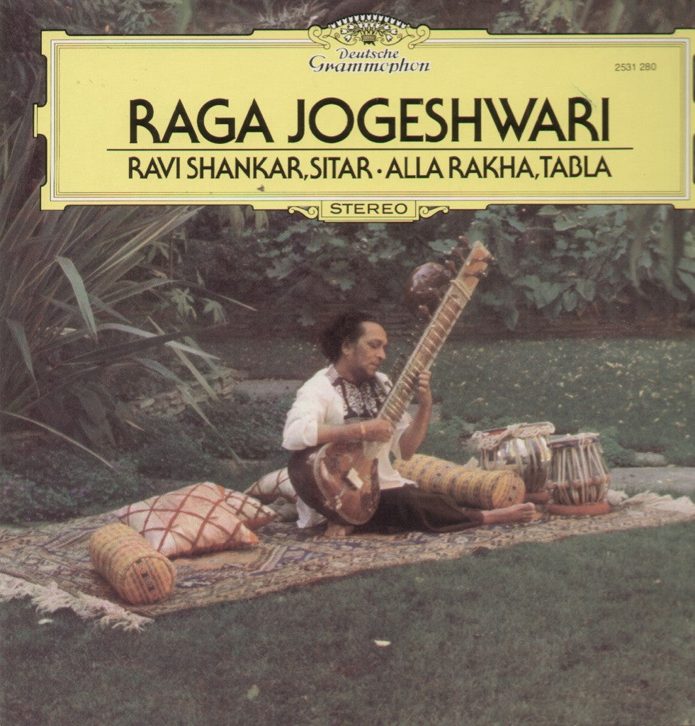 RAGA JOGESHWARI - Indian Vinyl LP