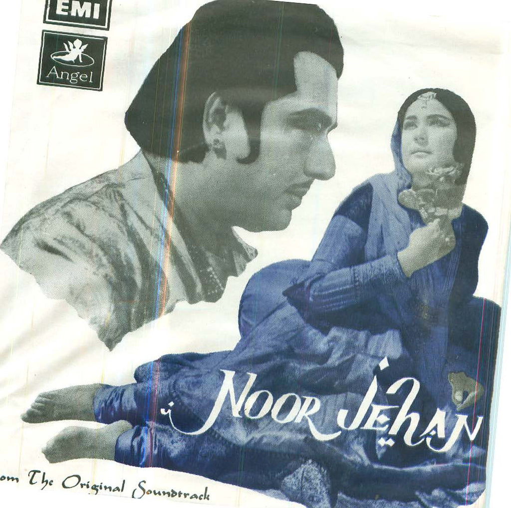 Noor Jehan Indian Vinyl EP