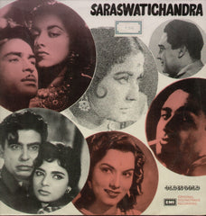 SARASWATICHANDRA Indian Vinyl LP