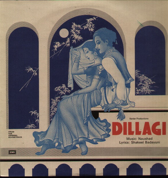 Dillagi Indian Vinyl LP