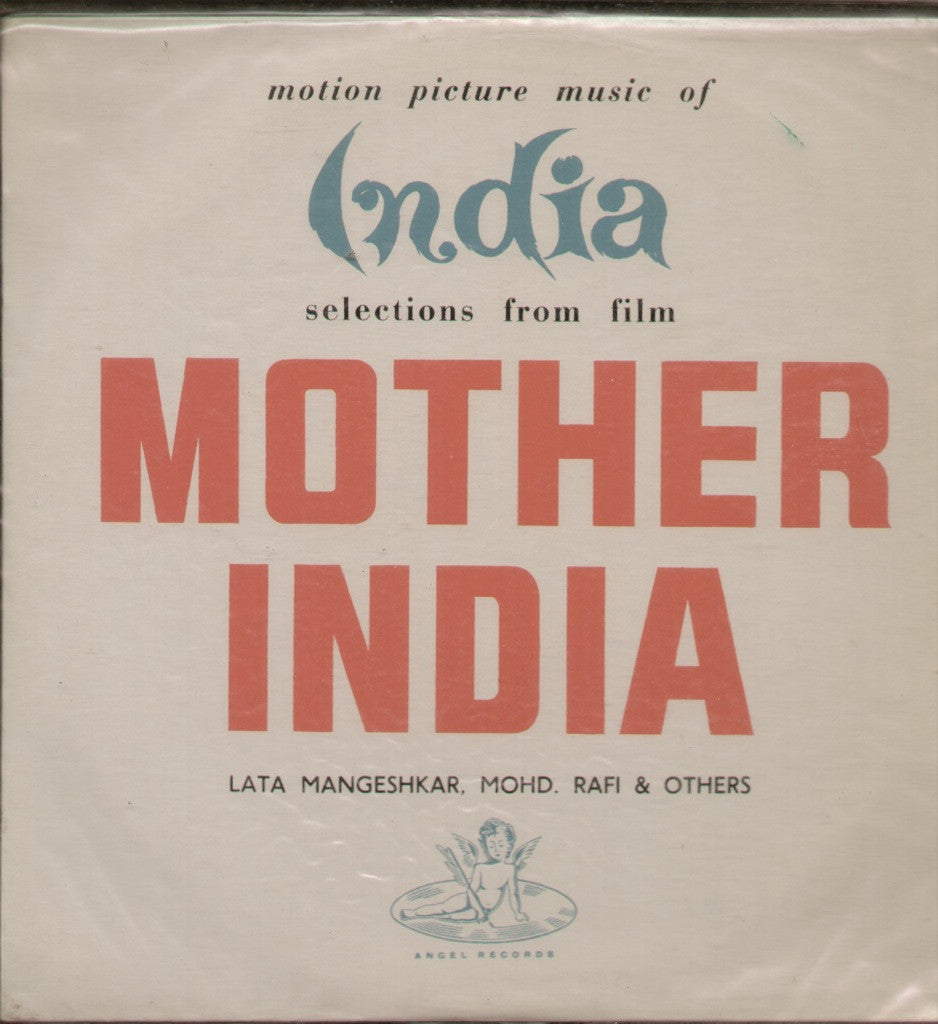 MOTHER INDIA Indian Vinyl LP