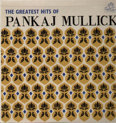 Pankaj Mullick - Greatest Hits - Indian Vinyl LP