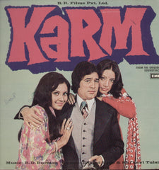Karm - R D BURMAN Hit Indian Vinyl LP
