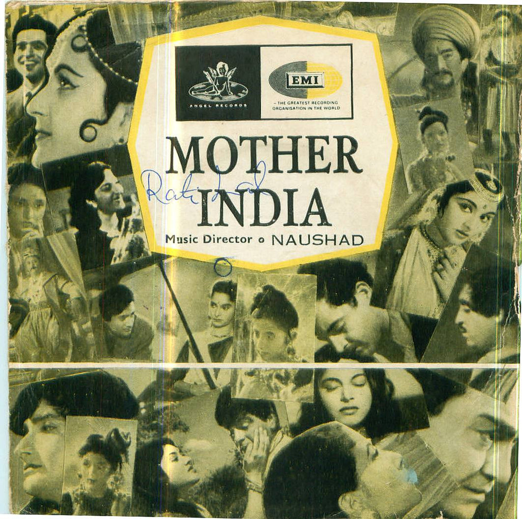 Mother India Indian Vinyl EP