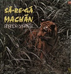 Ananda Shankar - Sa Re Ga Machan - Brand new Indian Vinyl LP