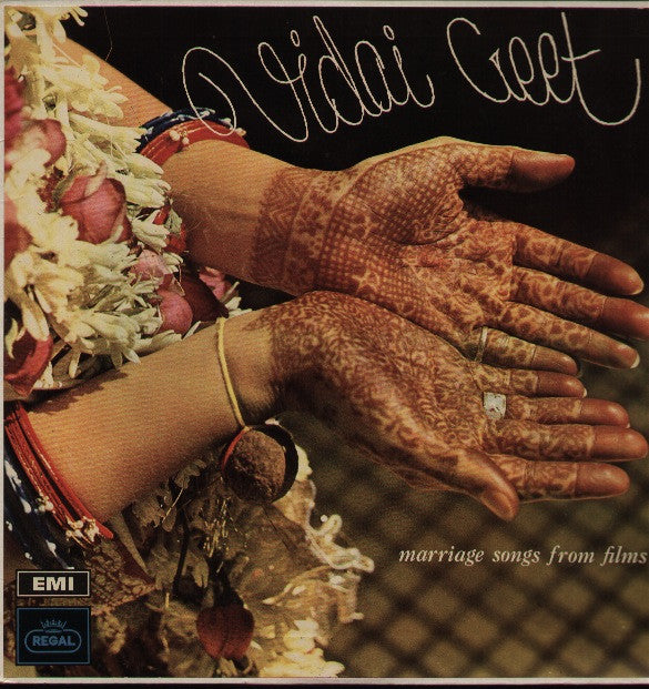 Vidai Geet Bollywood Vinyl LP