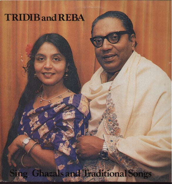 Tribid & Reba - Traditional Ghazals - Brand new Bollywood Vinyl LP