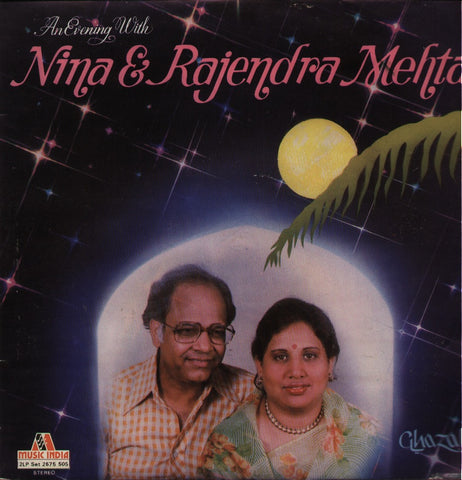 Nina & Rajendra Mehta - Double Bollywood Vinyl LP