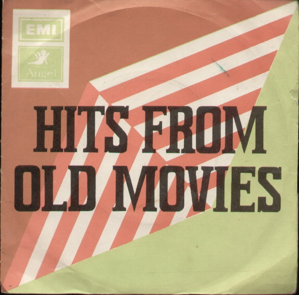 Hits from old movies Bollywood Vinyl EP