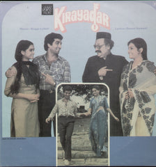 Kirayadar Brand new Bollywood Vinyl LP