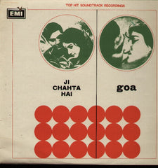 Ji Chahta Hai & Goa - Brand new Bollywood Vinyl LP
