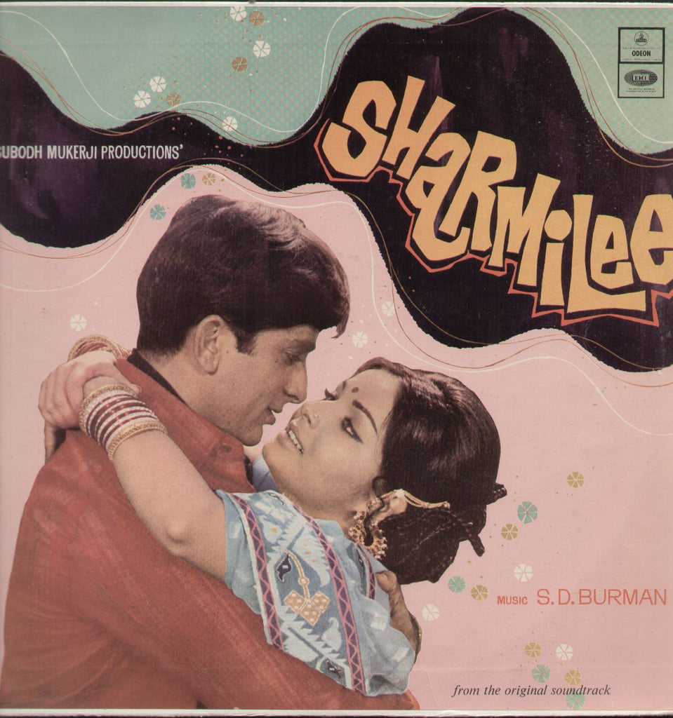 Sharmilee - 1971 Hit Bollywood Vinyl LP