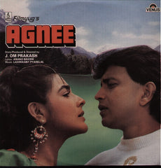 Agnee - Hindi Indian Vinyl LP