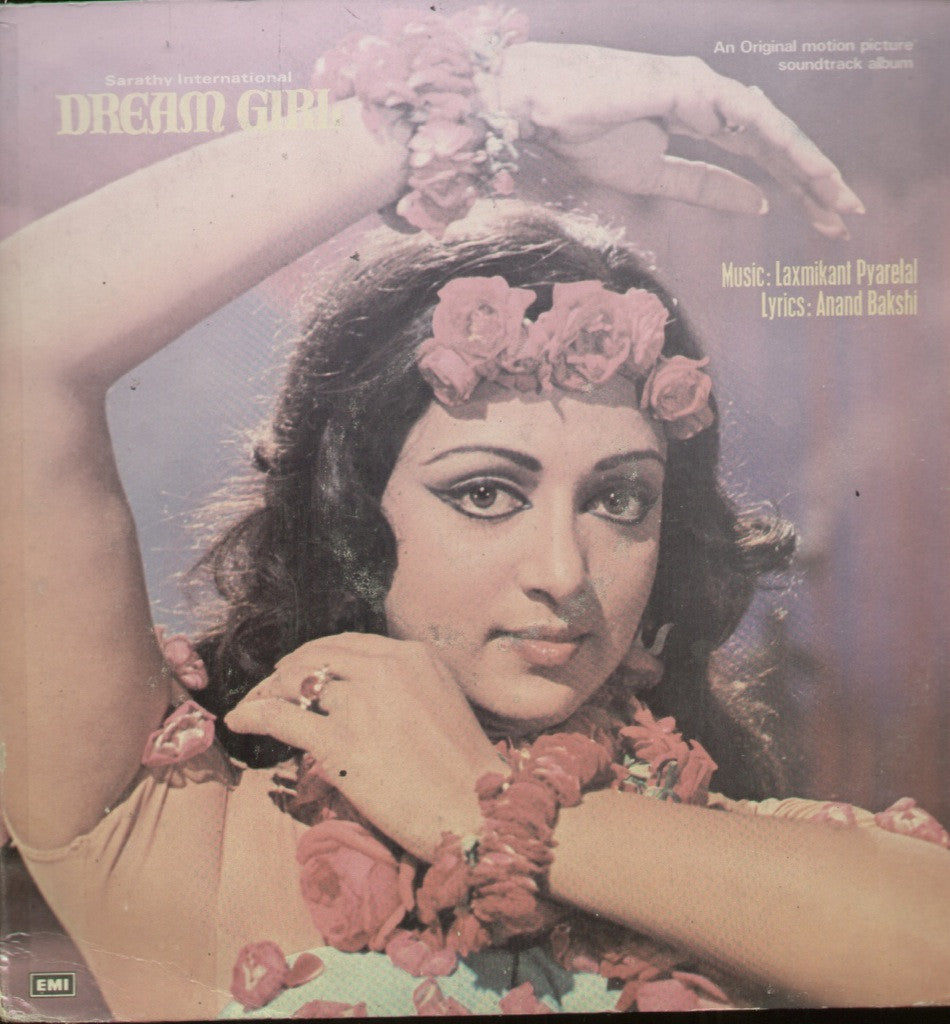 Dream Girl Indian Vinyl LP