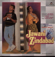 Jawani Zindabad Brand New Indian Vinyl LP