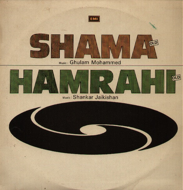 Shama & Hamrahi Bollywood Vinyl LP