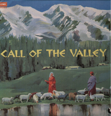 Call of the valley - Bollywood Vinyl LP's - BRAND NEW