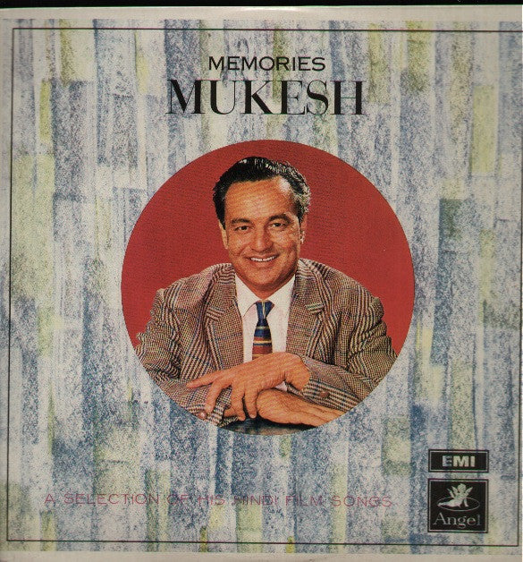 Mukesh - Memories - New Bollywood Vinyl LP