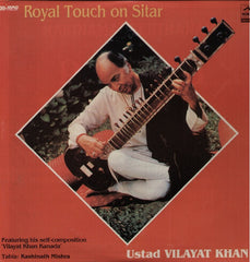 Vilayat Khan - Royal Touch - Brand new Bollywood Vinyl LP