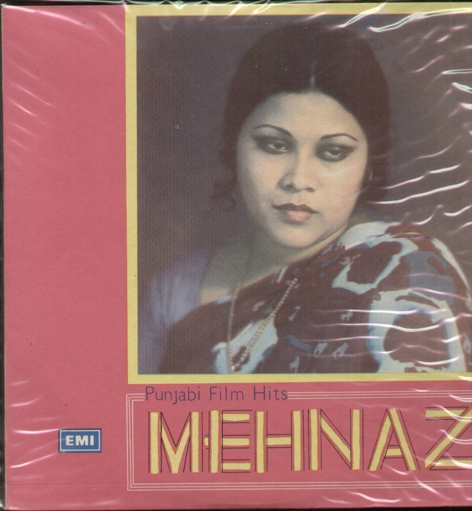 Mehnaz - Pakistani Bollywood Vinyl LP