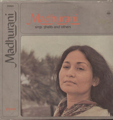 Madhurani - Brand New Bollywood Vinyl LP