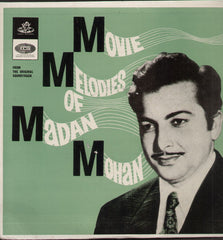 Movie Melodies of Madan Mohan - Very Rare Compilations Vinyl LP