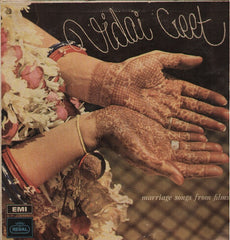 Vidai Geet - Bollywood Vinyl LP