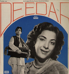 Deedar Bollywood Vinyl LP
