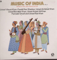 Music of India vol II - Bollywood Vinyl LP