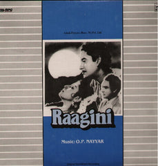 Raagini Indian Vinyl LP