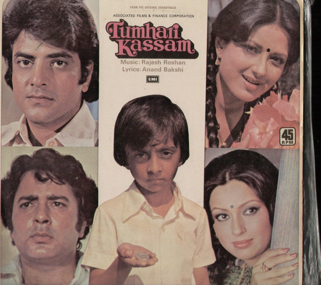 Tumhari Kassam Indian Vinyl LP