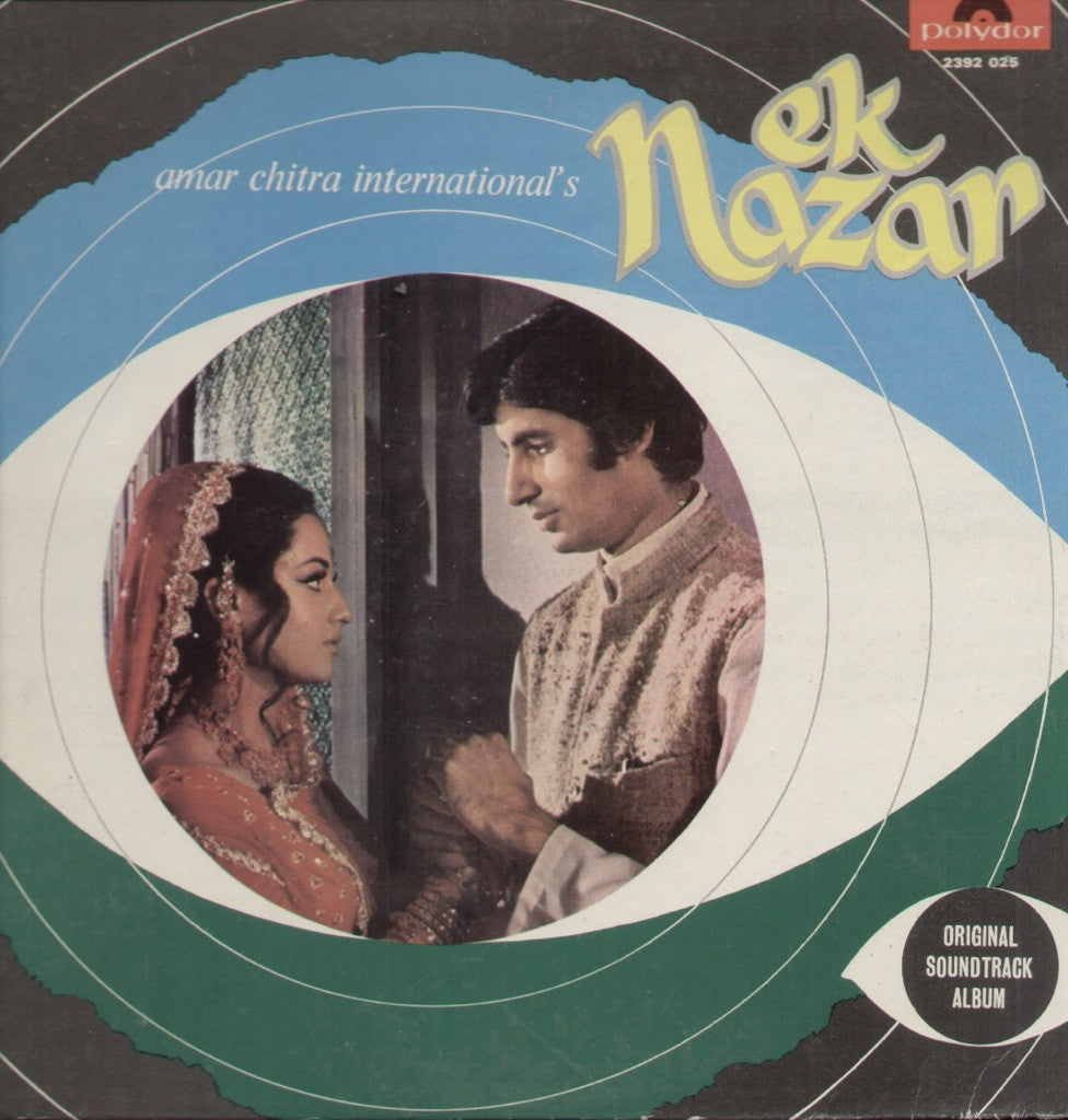 Ek Nazar - Amitabh Hit - Bollywood Vinyl LP