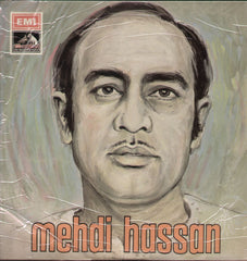 Mehdi Hassan Bollywood Vinyl LP
