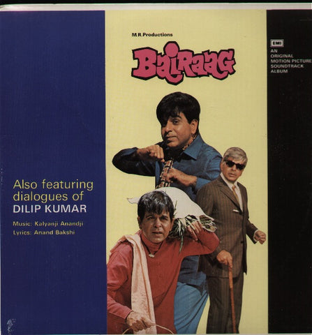 Bairaag Indian Vinyl LP