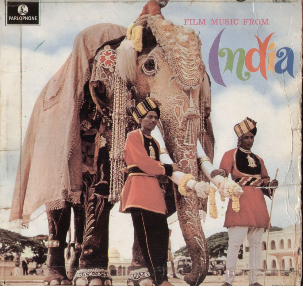 Film Music from India Bollywood Vinyl LP