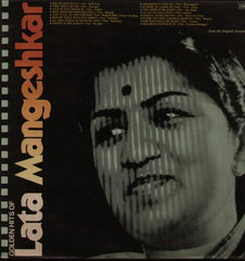 Lata Mangeshkar Golden Hits Indian Vinyl LP